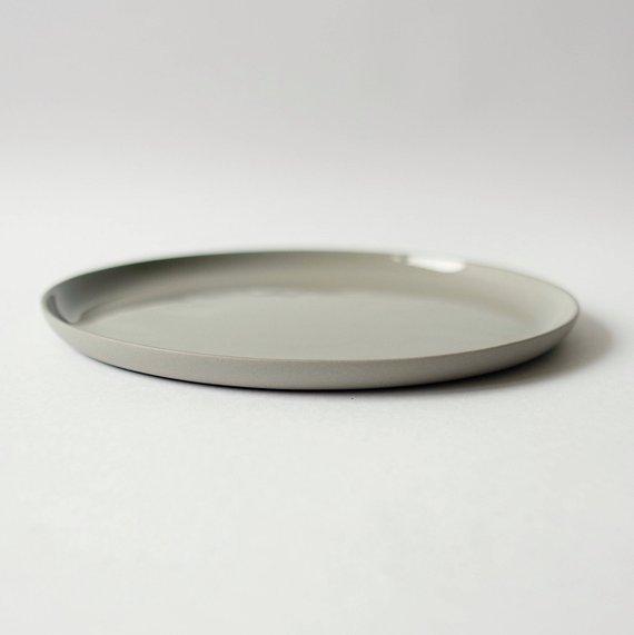 Dessert Plate -                                       .