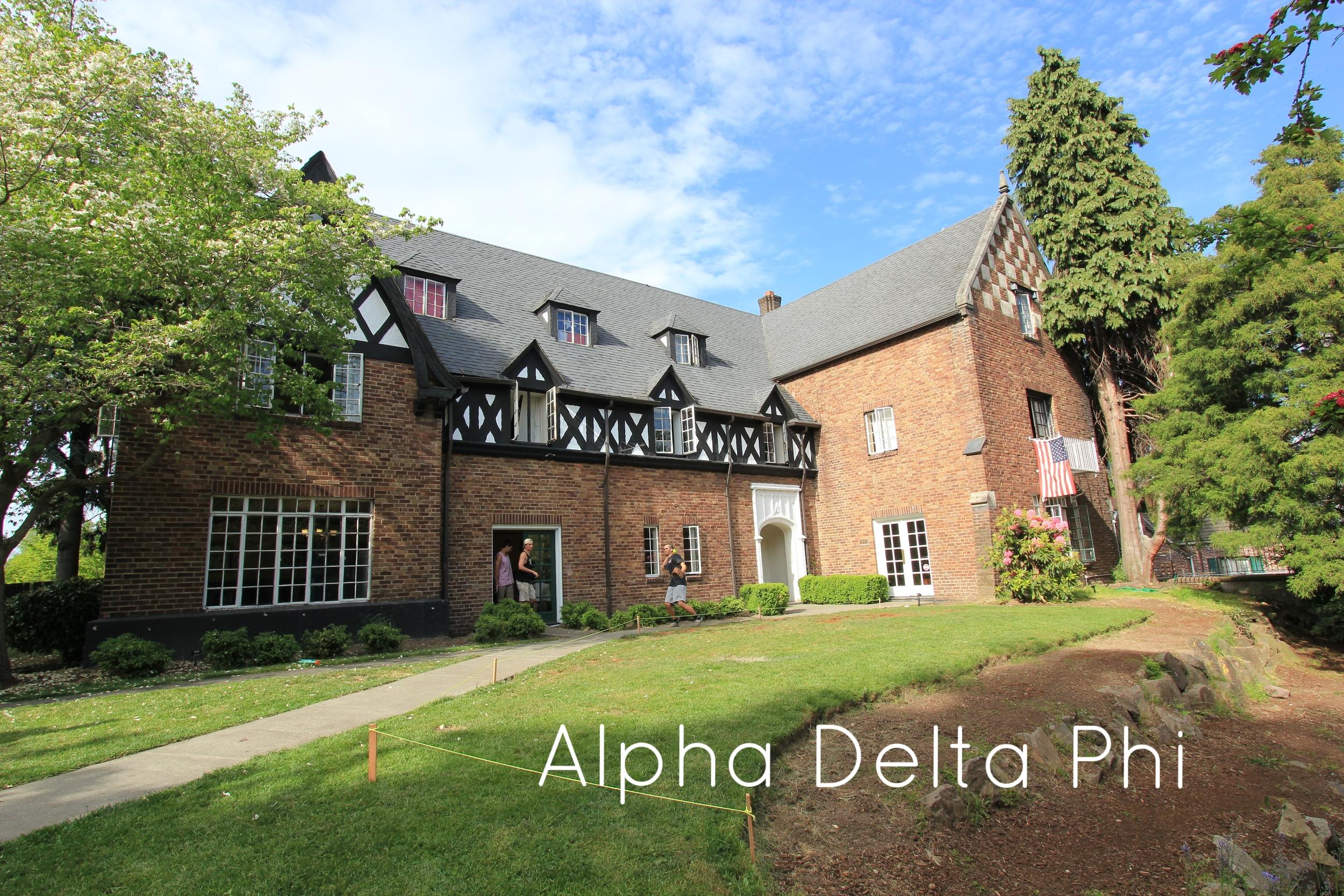 Alpha Delta Phi