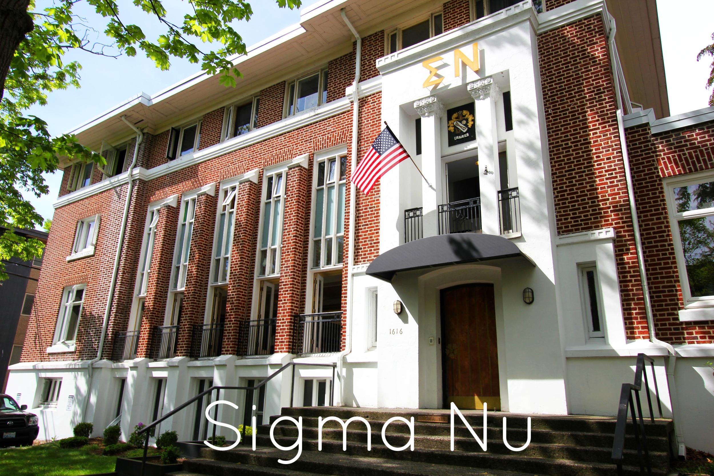 Sigma Nu