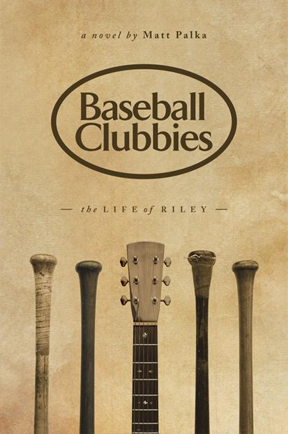 Baseball Clubbies Novel book by Matt Palka