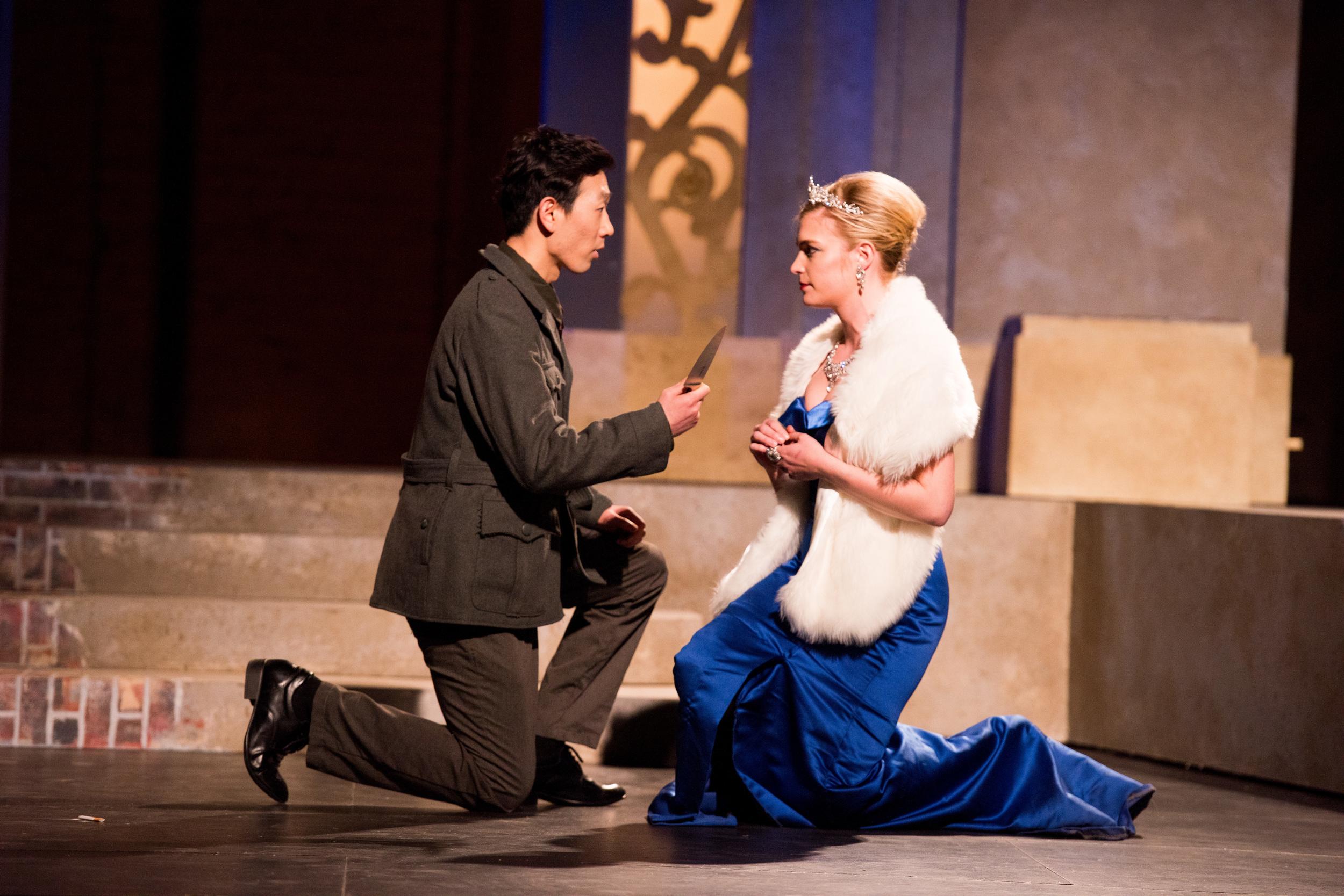 Ottavia: L'incoronazione di Poppea (Chicago College of Performing Arts/Studebaker Theatre 2016)