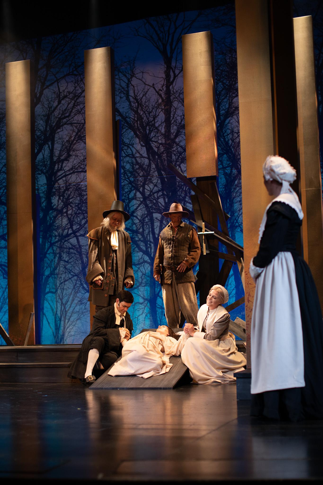 Rebecca Nurse : The Crucible (Opera Santa Barbara)