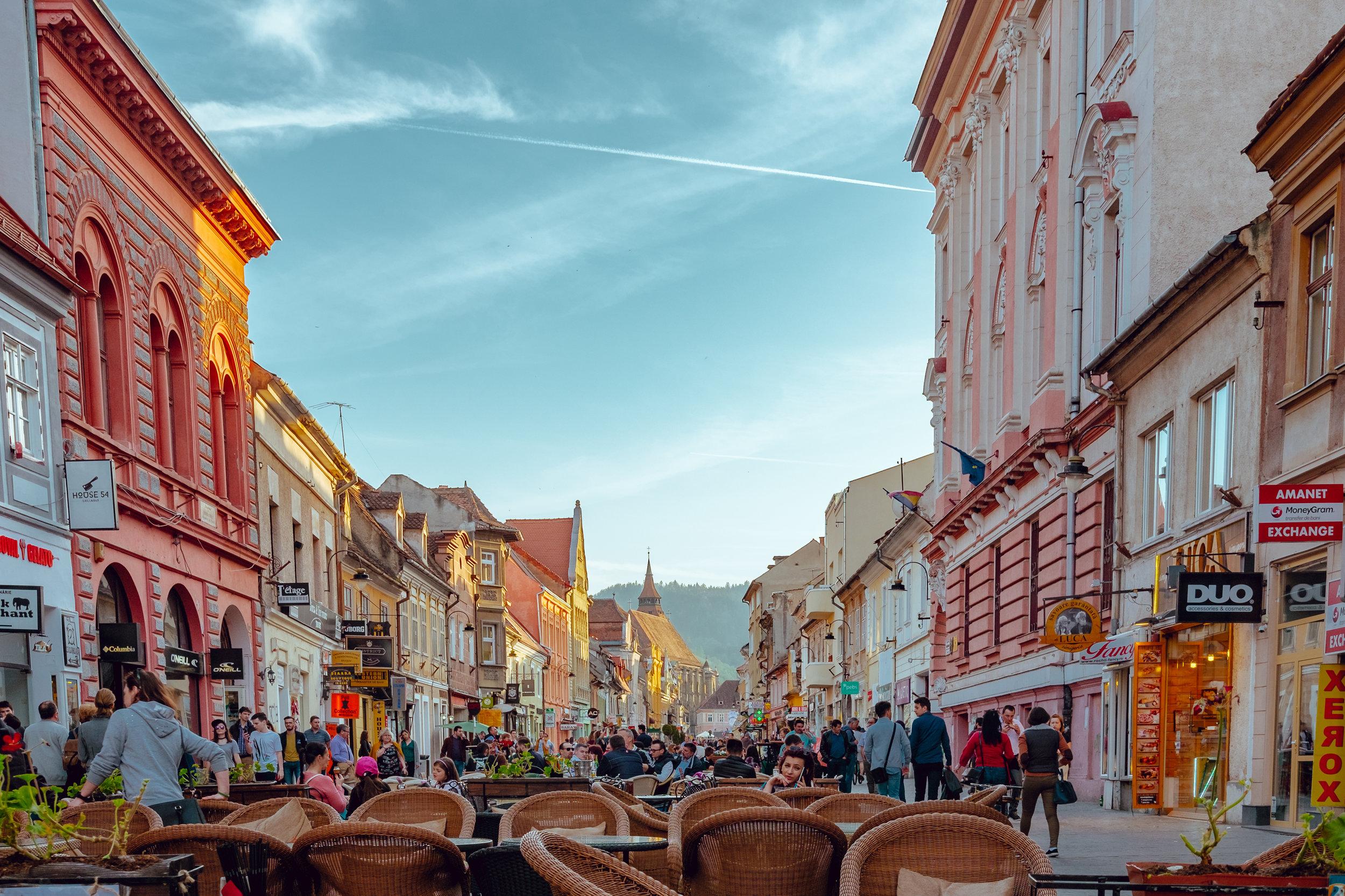 Republicii Brasov