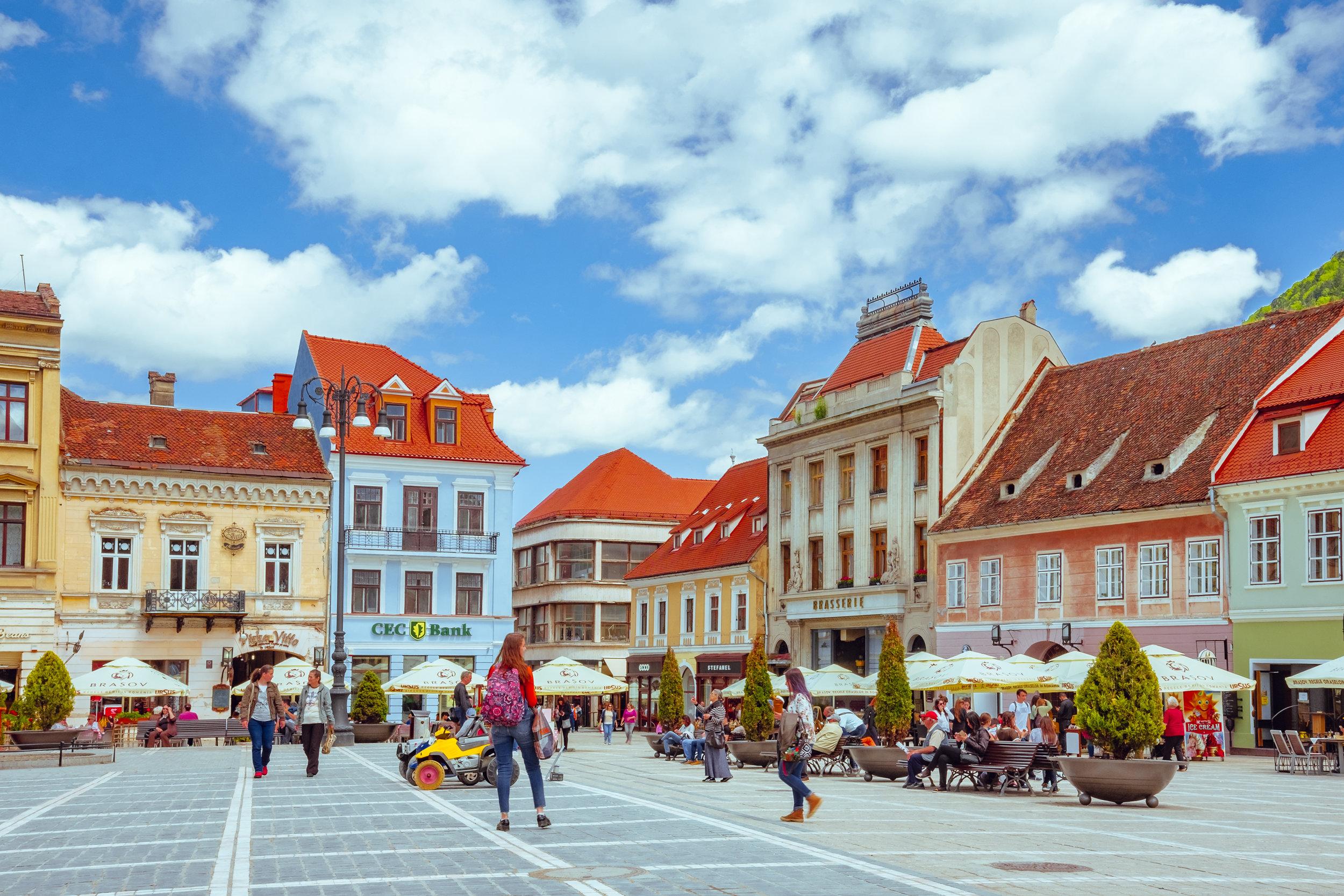 Square Brasov
