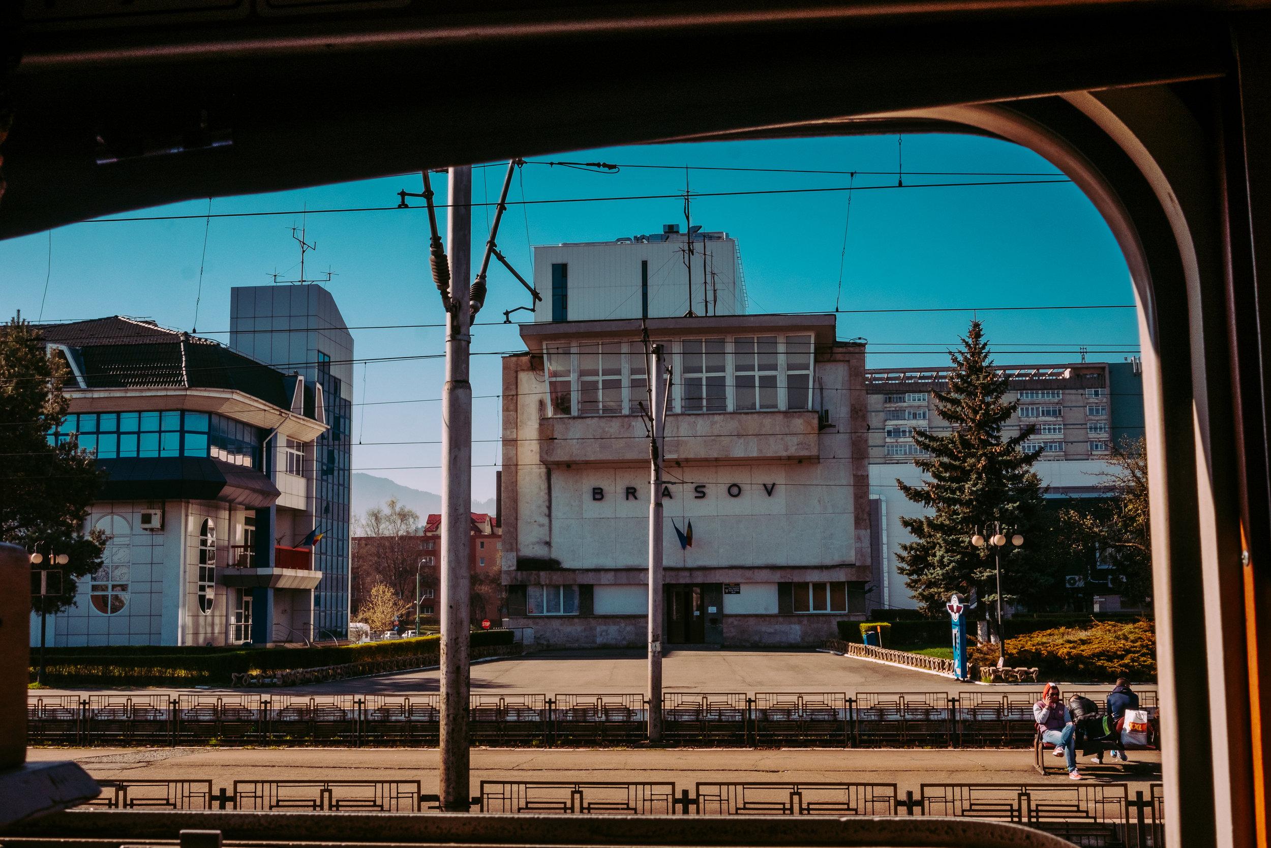 Brasov Station