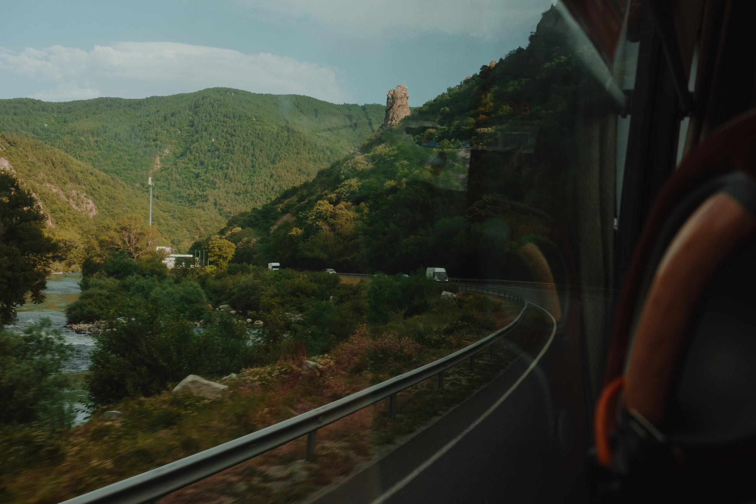 Bulgaria by road