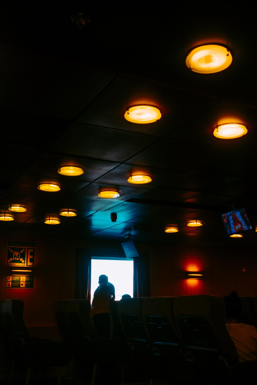 on board lighting