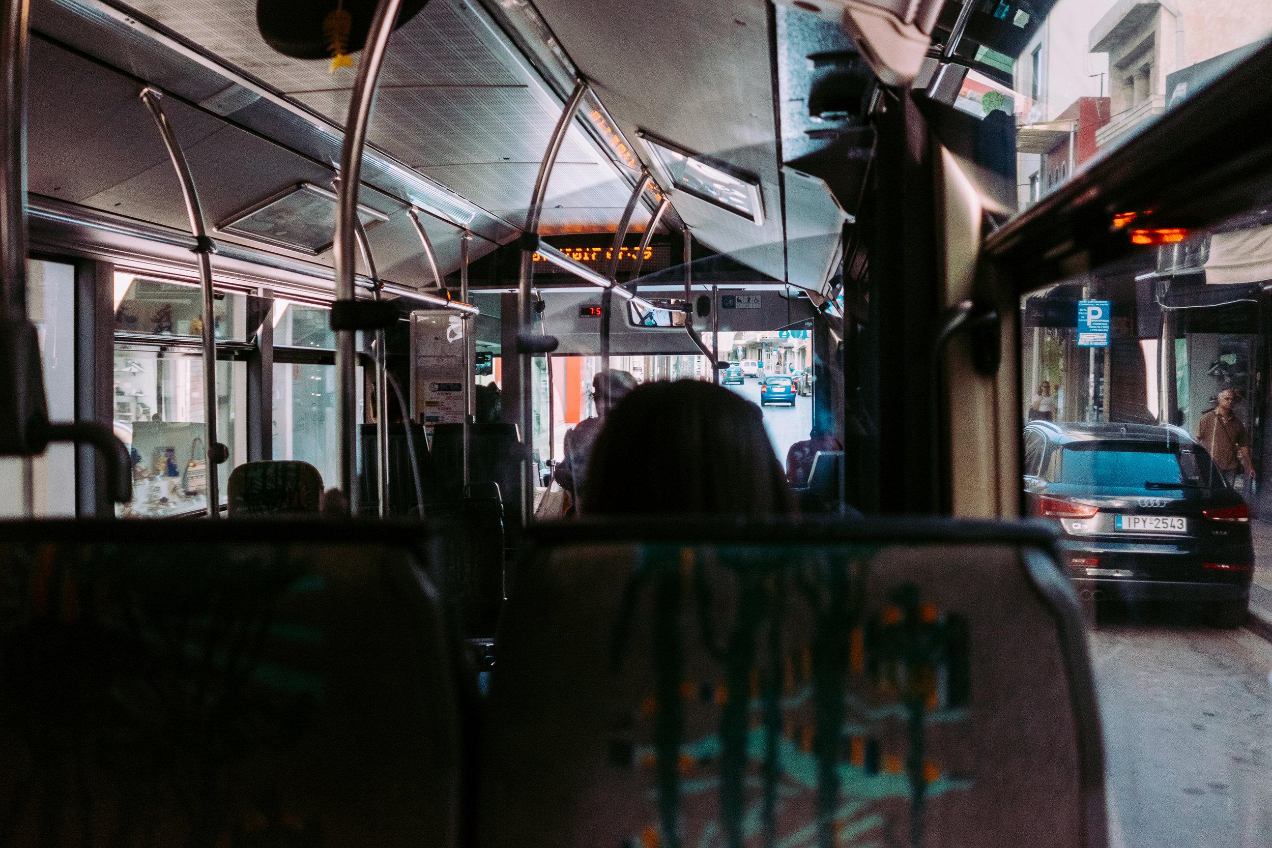 Heriklion bus
