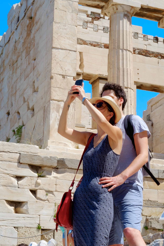 @selfiesacrosseurope - acropolis