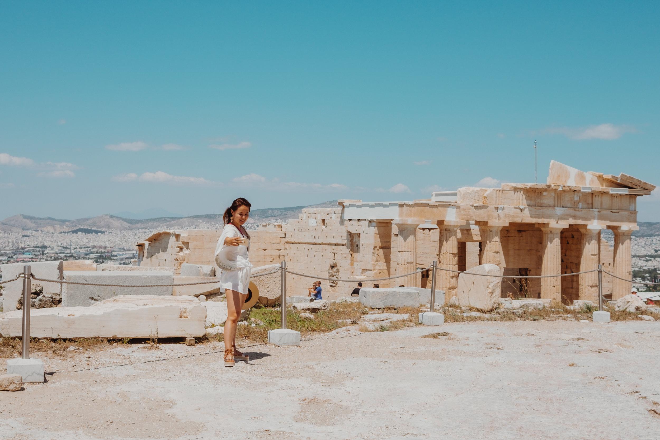 Athens, Greece : July 2017