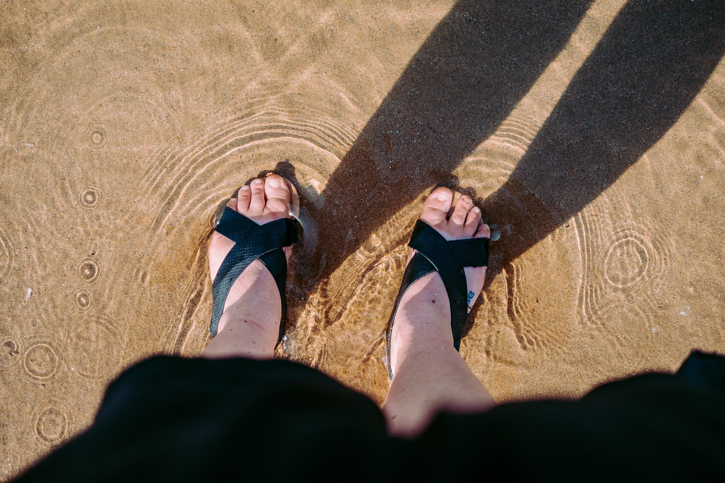 basic sea feet