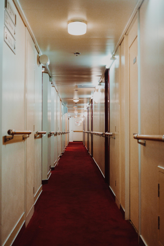 shining hallway