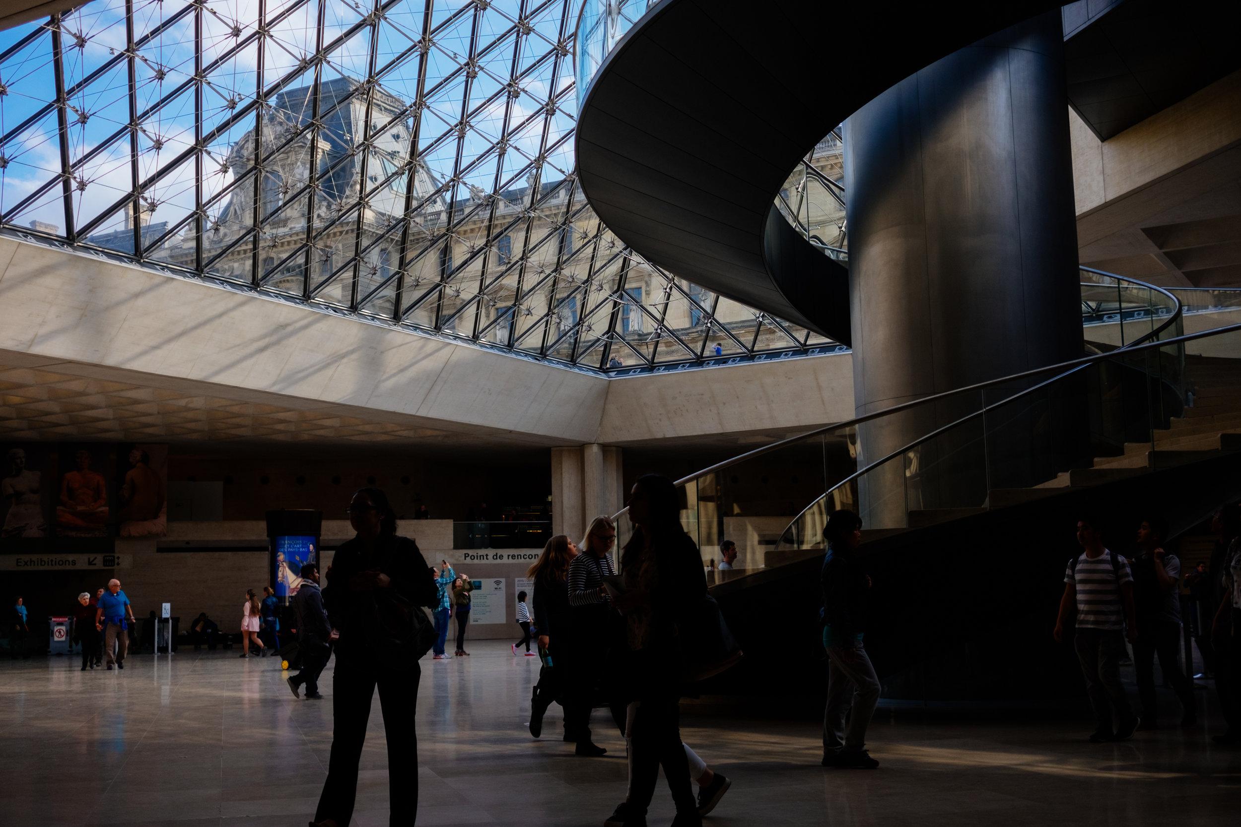 Catanzariti Louvre