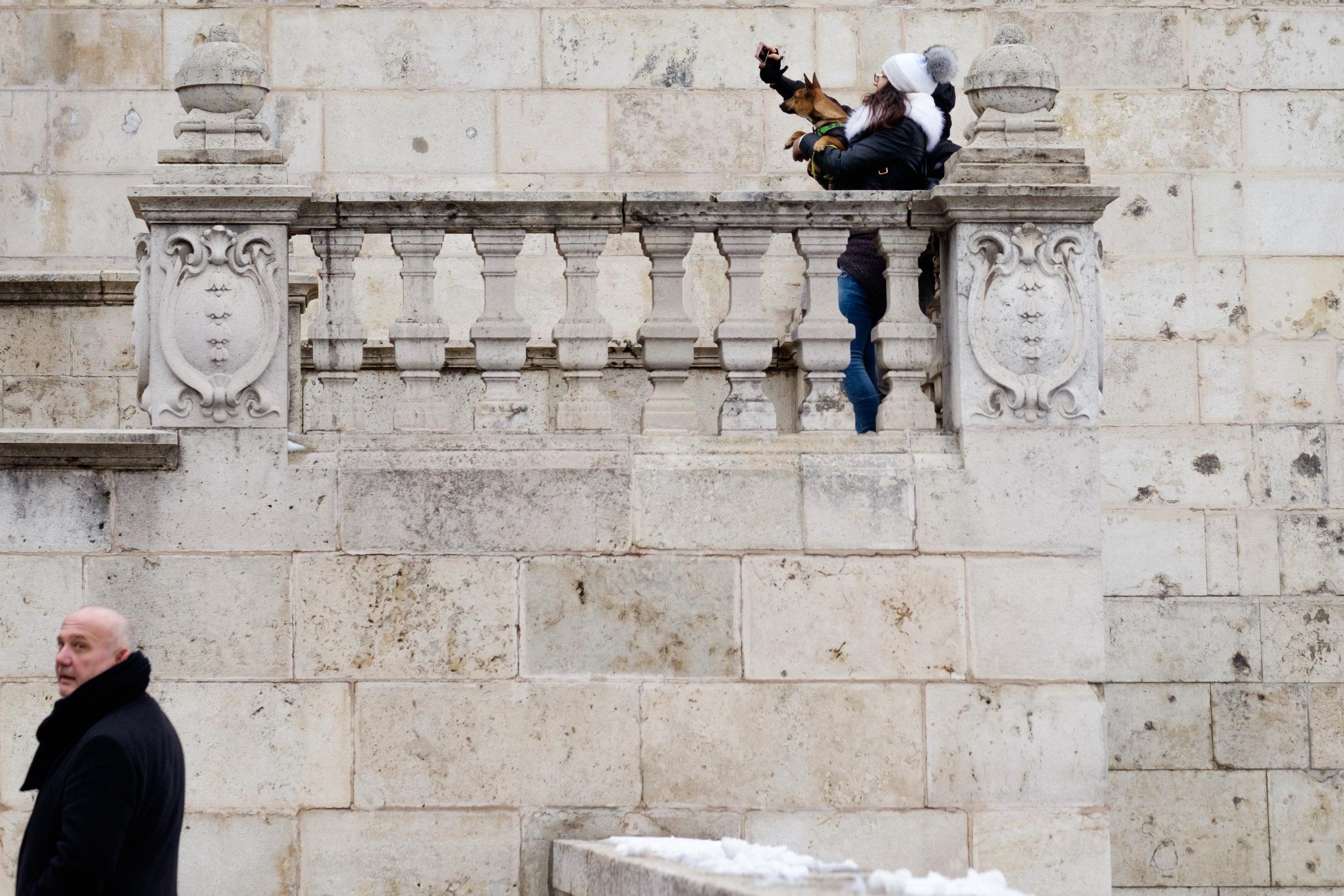 Budapest, Hungary : February 2018