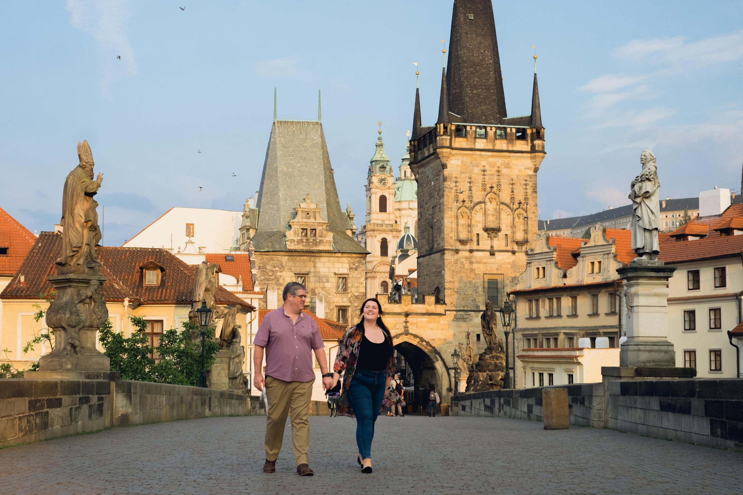 Prague Anniversary Photographer