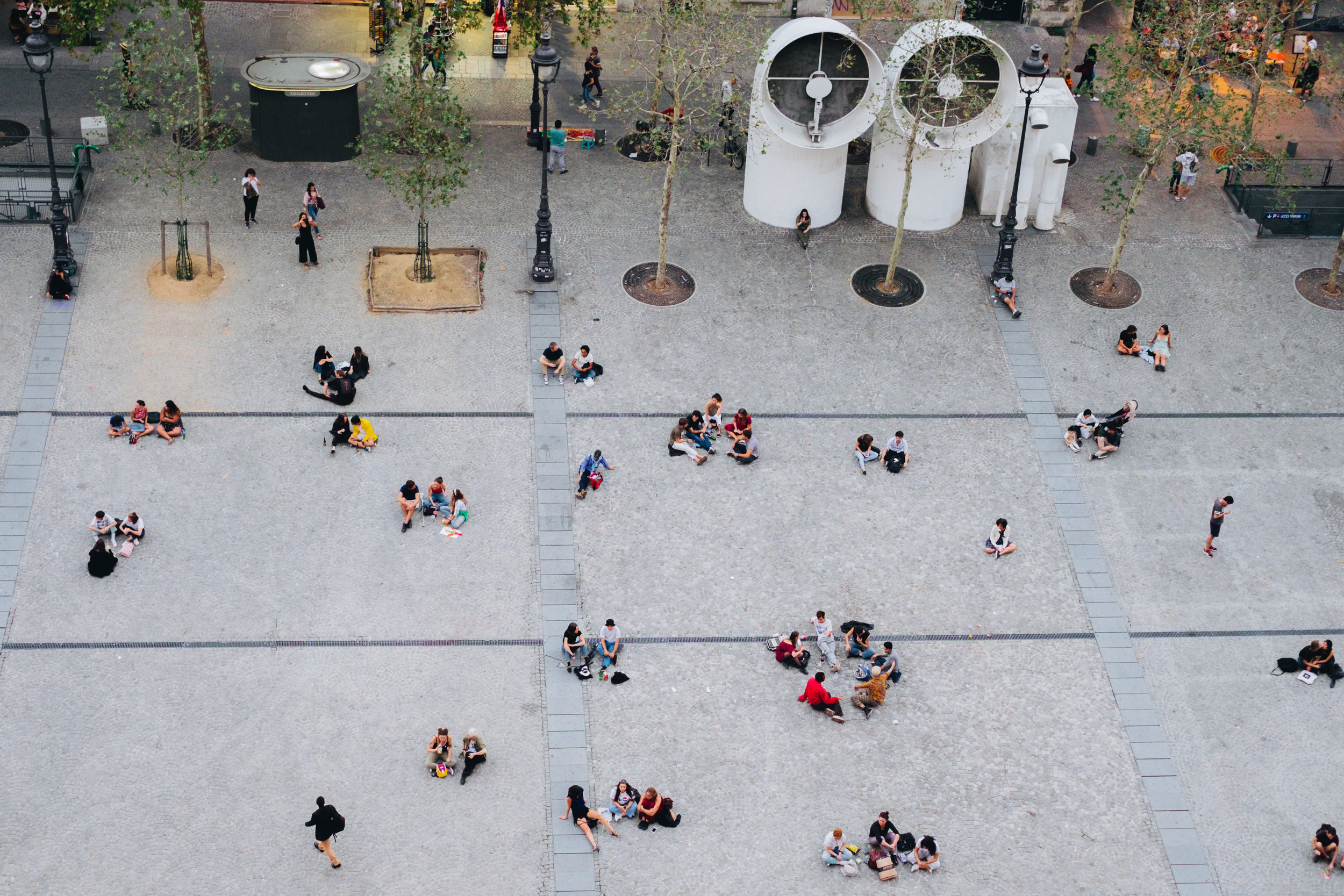 paris street photography centre pompidou