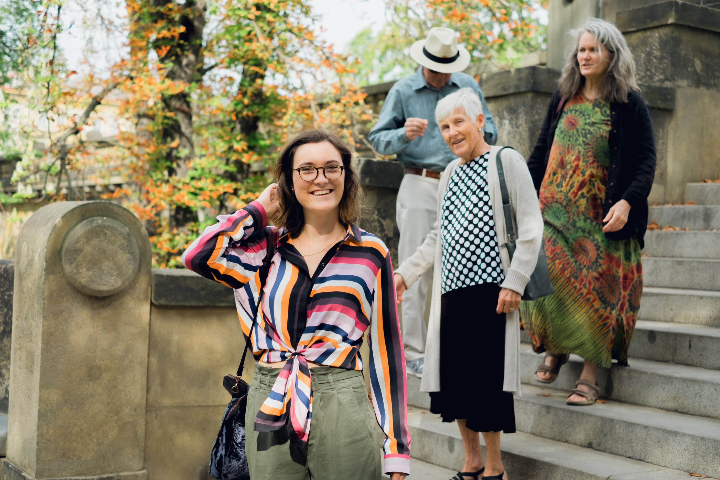family vacation - the cooper family | prague, czech republic