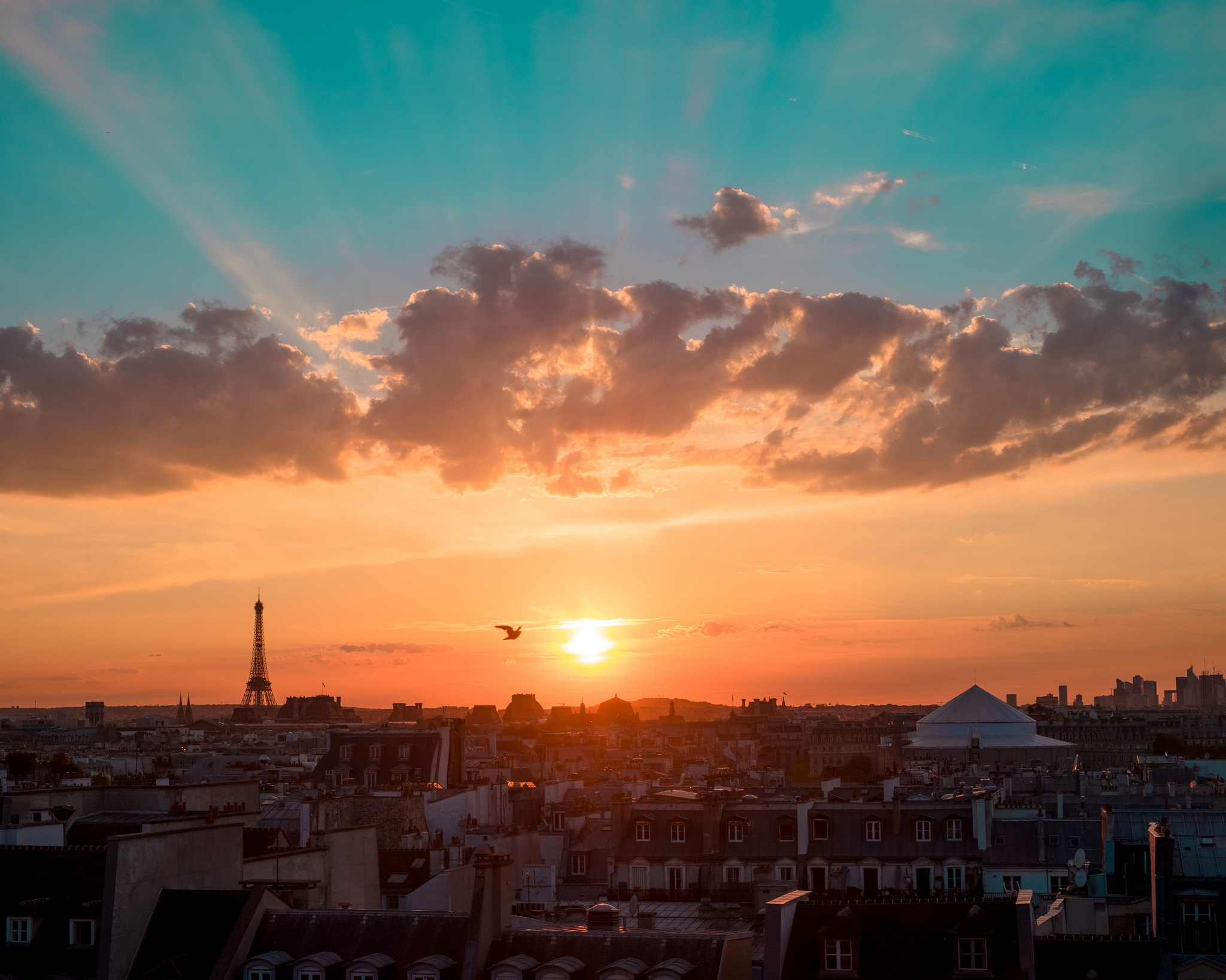 September : Paris, France