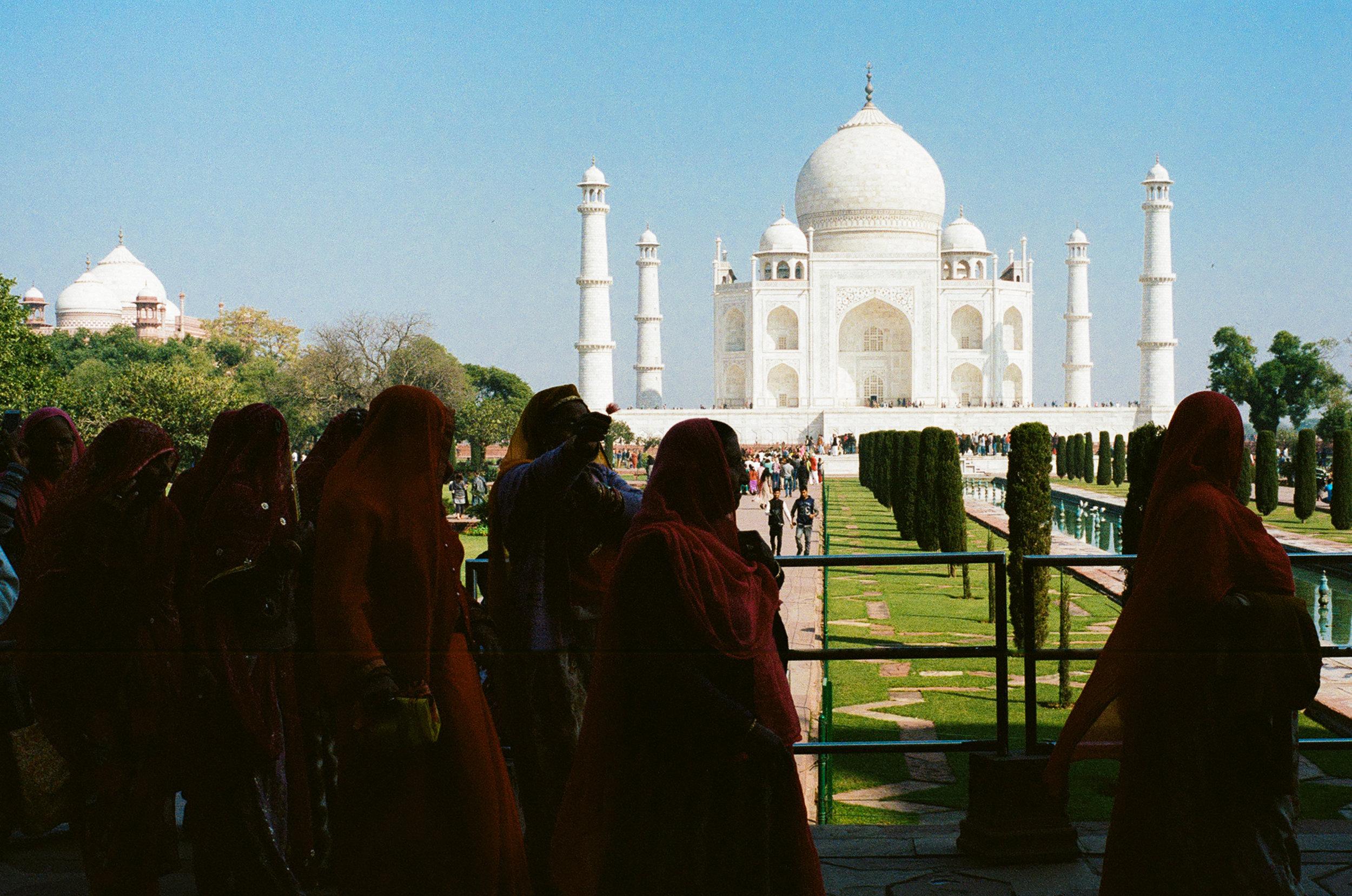 Agra Taj Mahal India Portra 400 Minolta X-700 (56 of 65).jpg