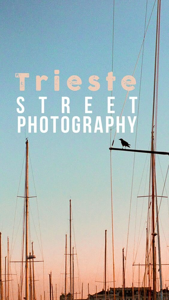 Trieste Street Photography