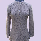 Rina's Aurora Lace w/ Buttons