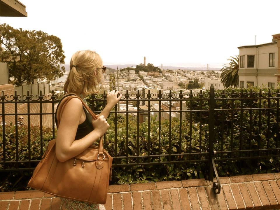 three years ago in San Francisco
