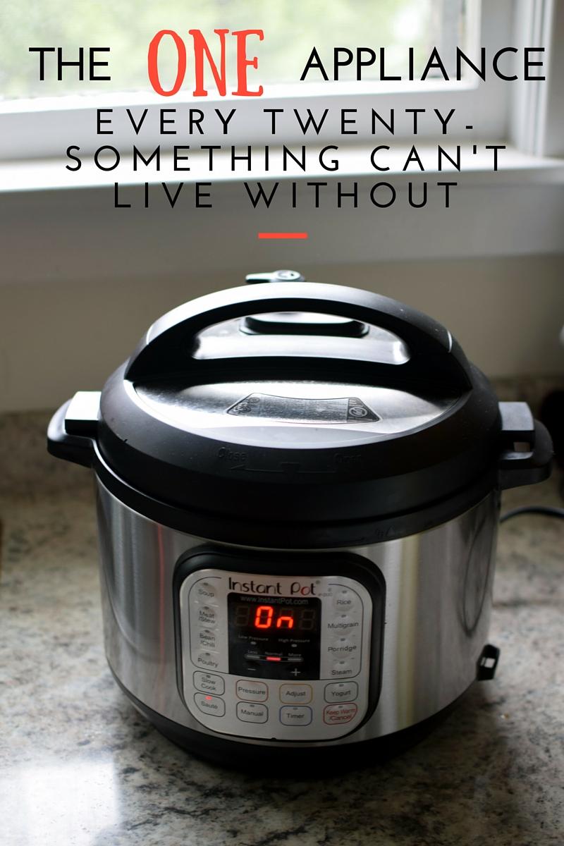 The Instant Pot is your one-stop shop for quick, no-mess, homemade meals. | themillennialmenu.com