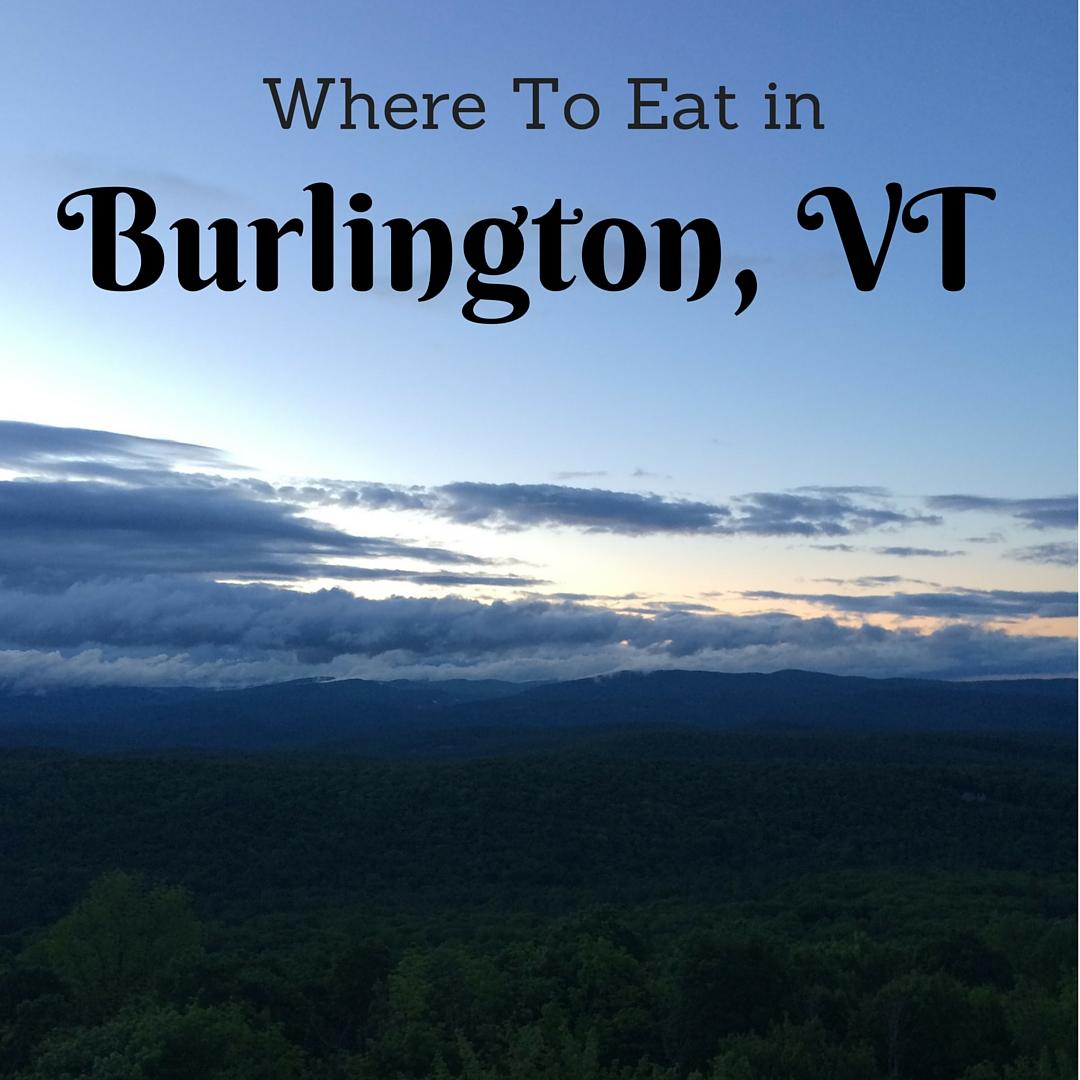 a Foodie's finds in Burlington, vT. | themillennialmenu.com
