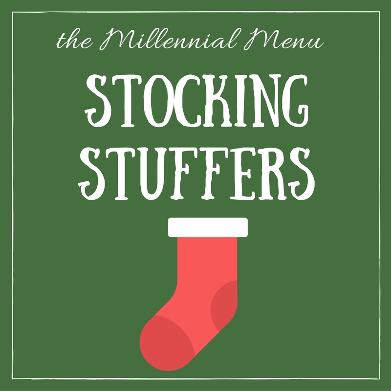 A list of essential stocking stuffers to stock your kitchen this holiday season. | themillennialmenu.com
