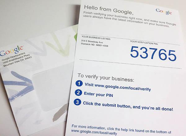 google-verification-code