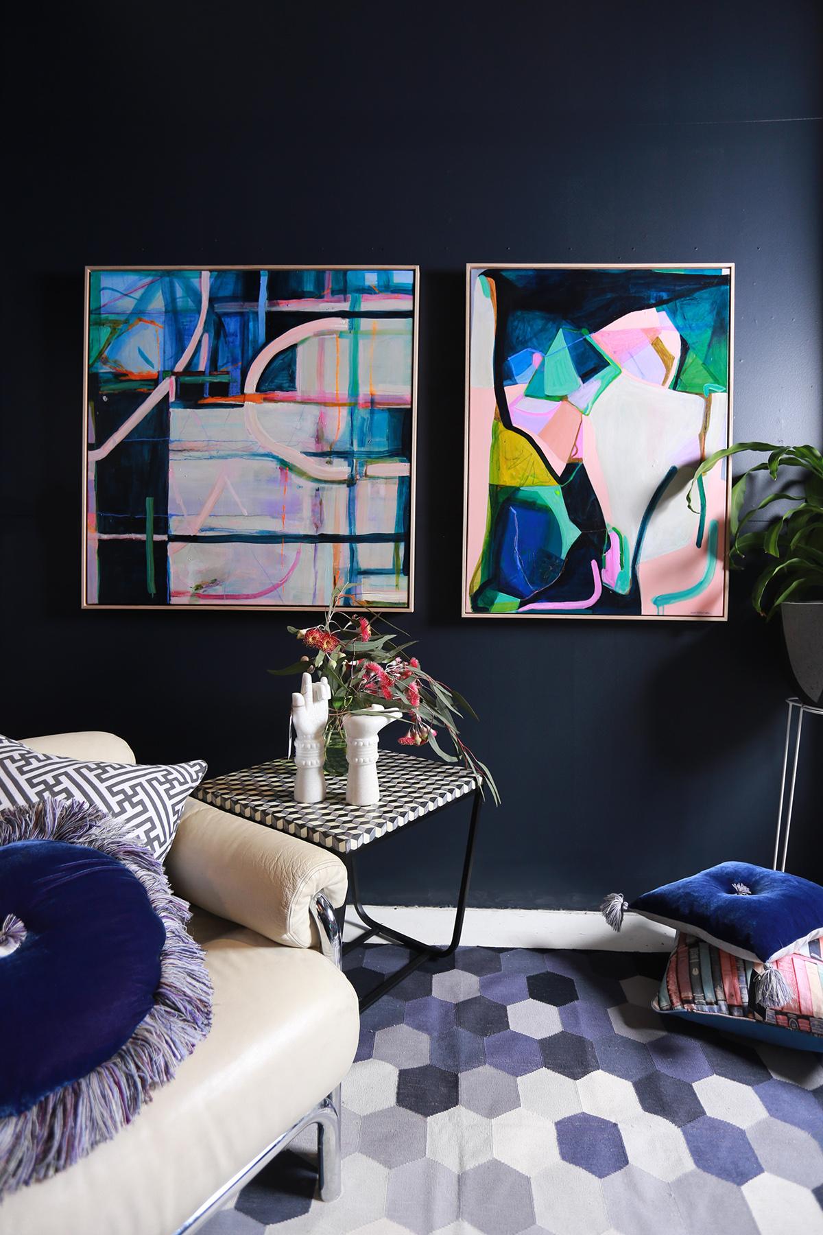 Haymes paint colour: Lights Off