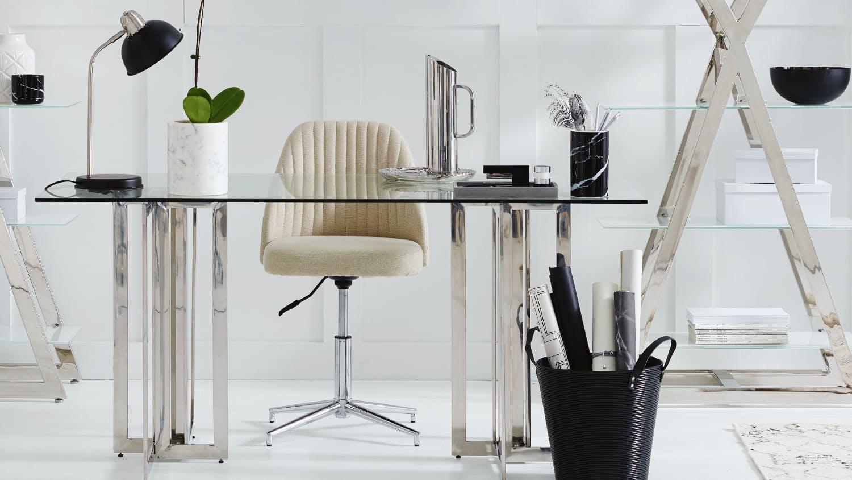 Domayne's Elsie office chair