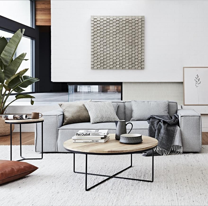 GlobeWest  Flinders  coffee table from Norsu Interiors