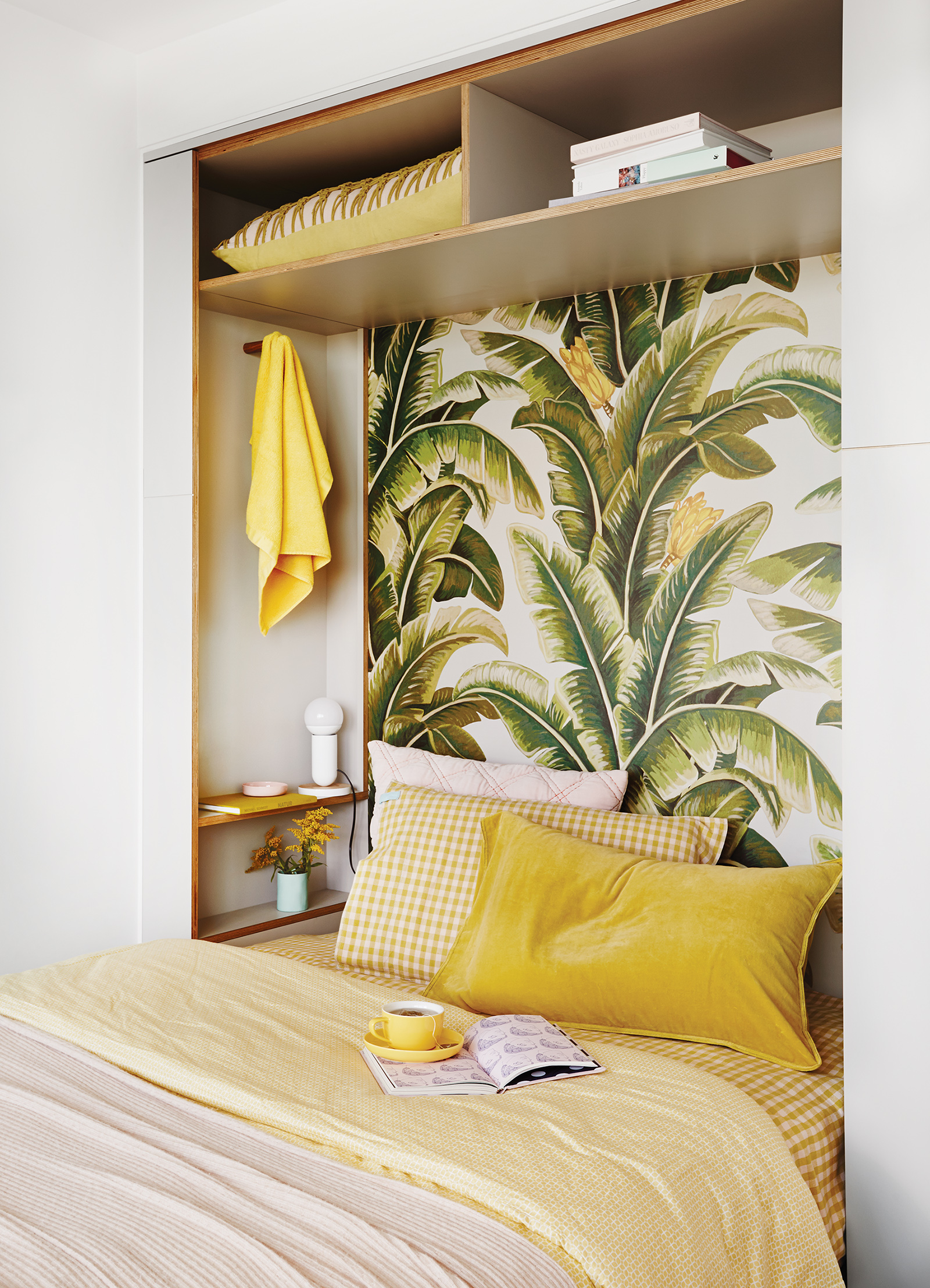 Interior design   Petrina Turner  /  Photography   Annette O'Brien  /  Styling   Julia Green