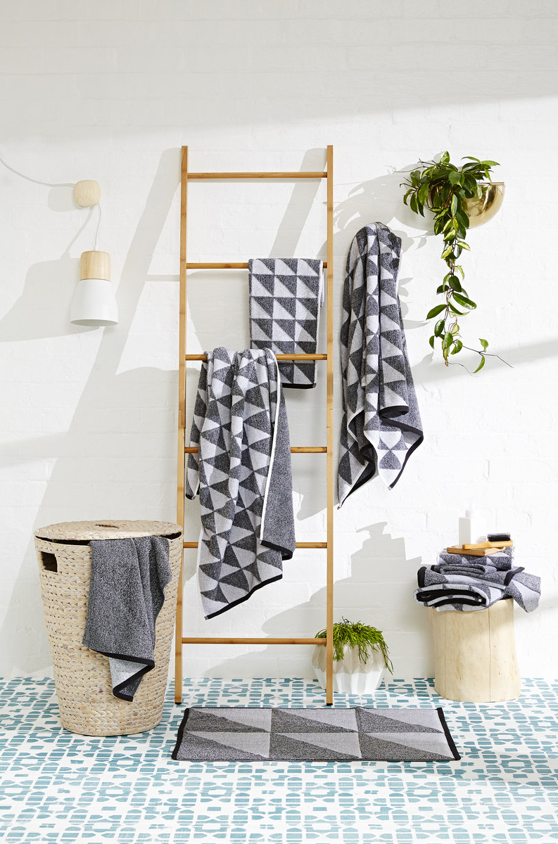 Top Towel Ladders Adore Home Magazine