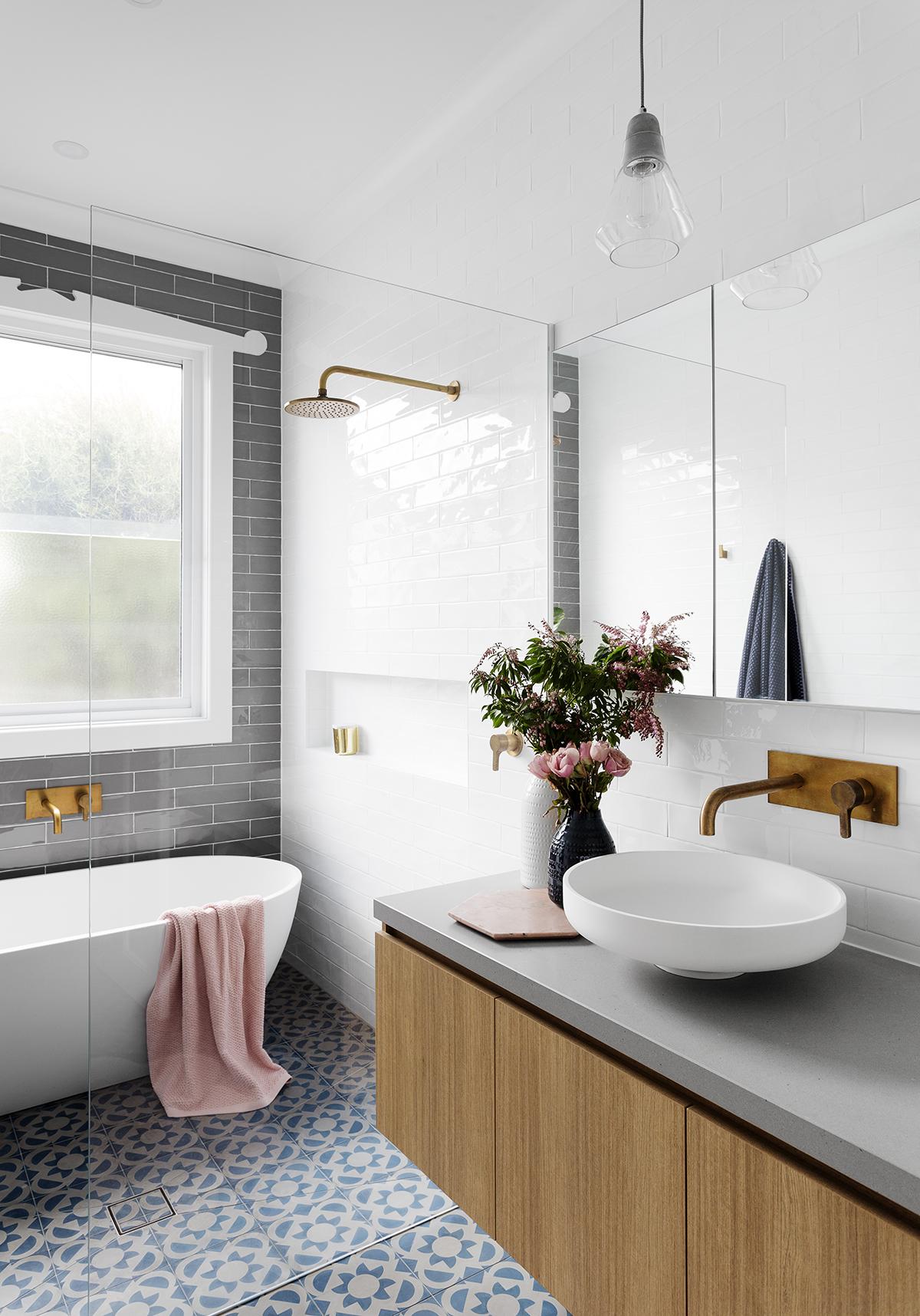 Photography  Martina Gemmola  /   Interior design  GIA Bathrooms and Kitchens