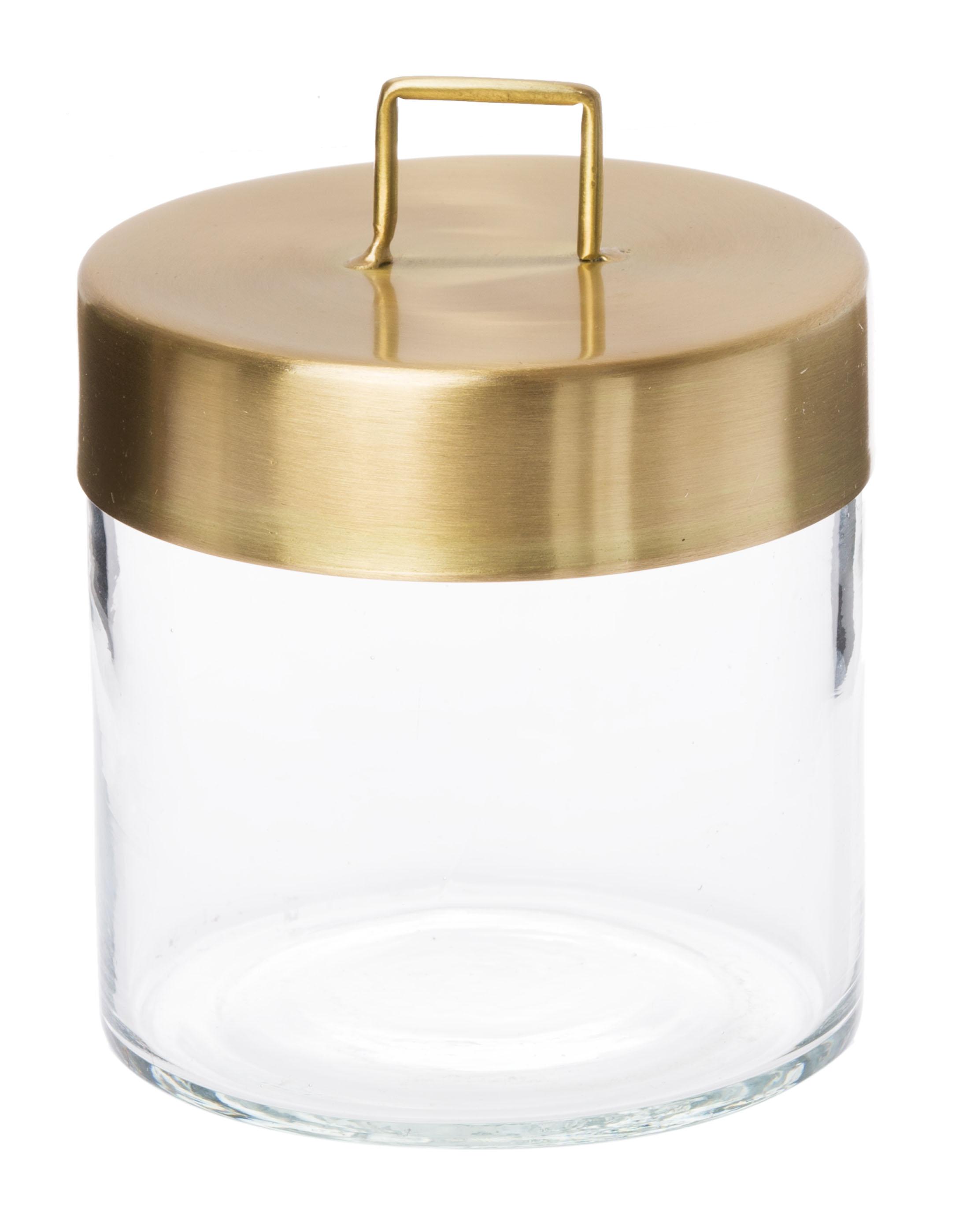 ZAKKIA Glass Jar M Brass.jpg