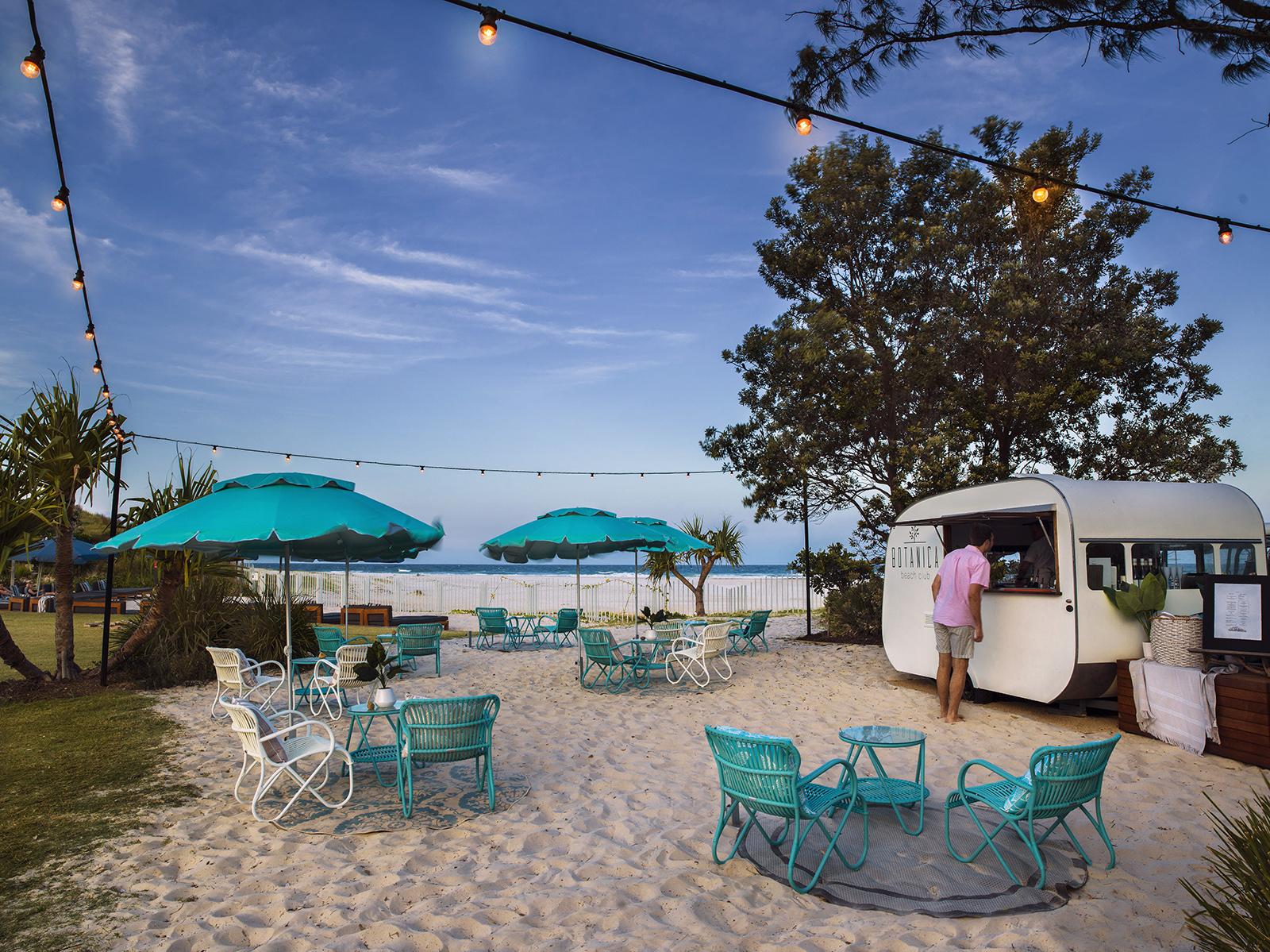 Botanica Beach Club / This photo by Jason Loucas