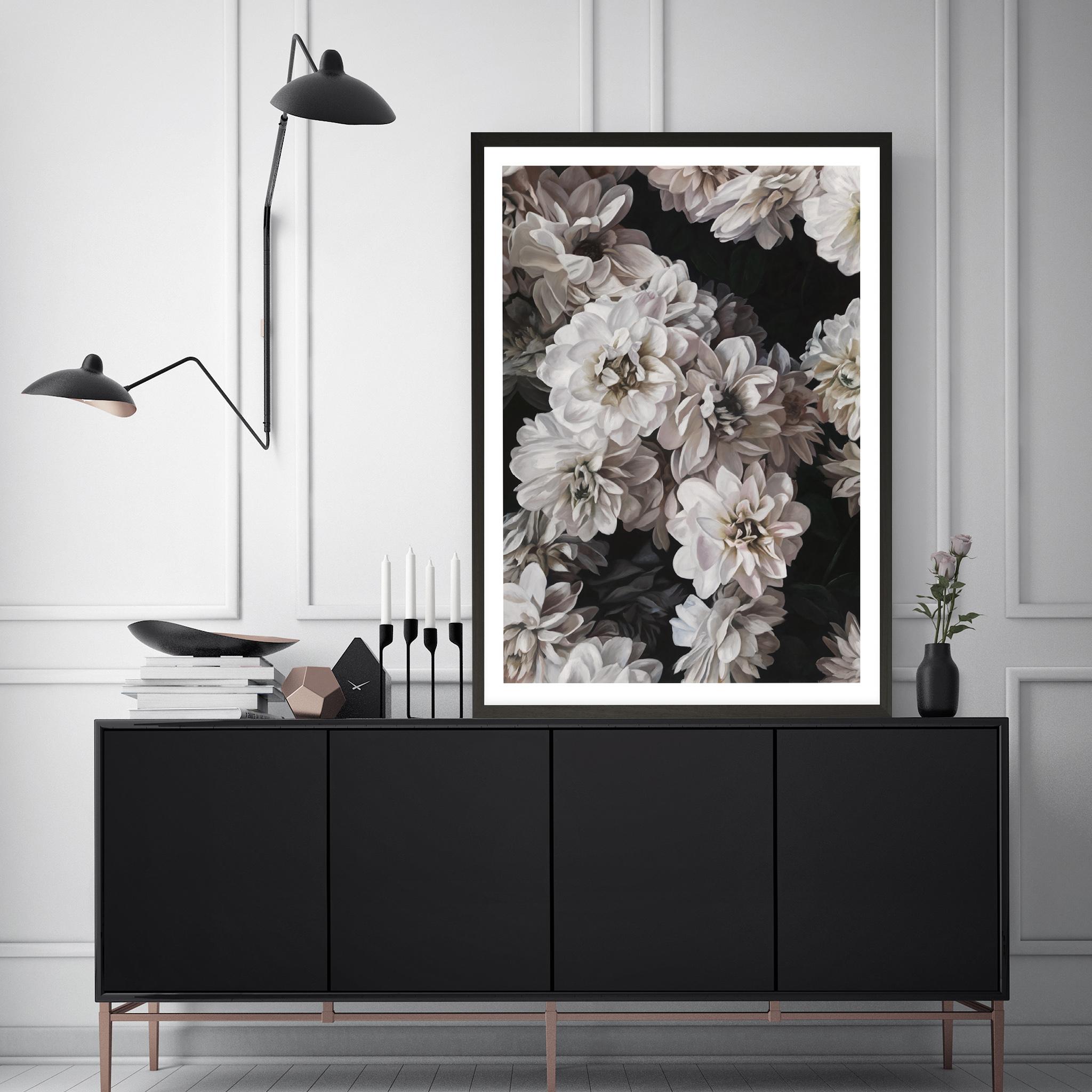 Vintage Blooms Art Print By The Print Emporium_.jpg