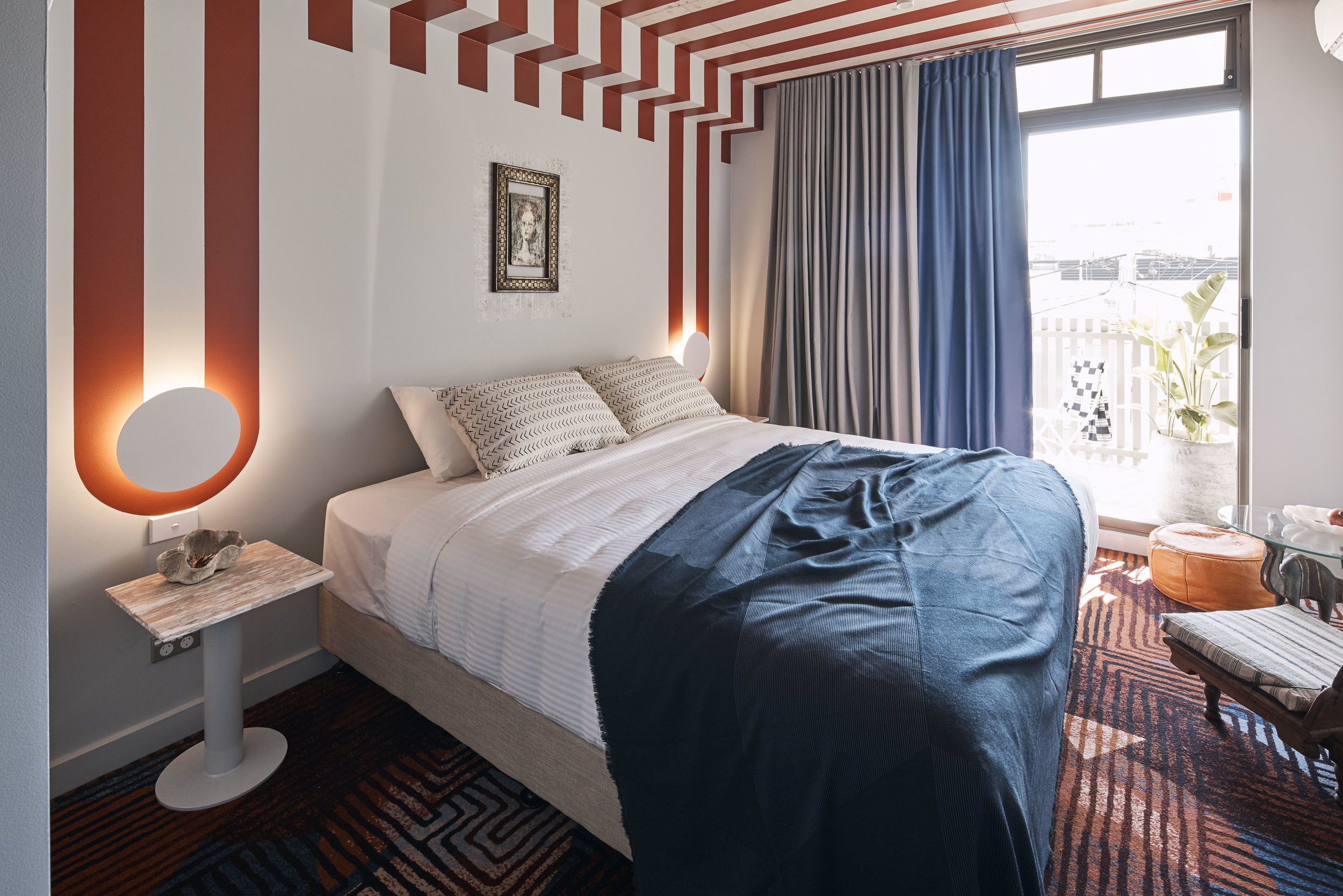 Benni Hasheeh room by Amber Road