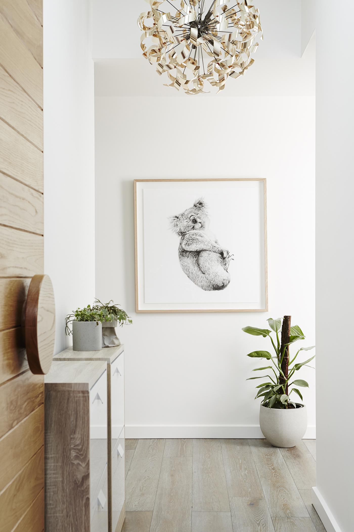 Photography:   Annette O'Brien  /  Styling:   Alana Langan  /  Interior design:   Michelle Hart, Bask Interiors