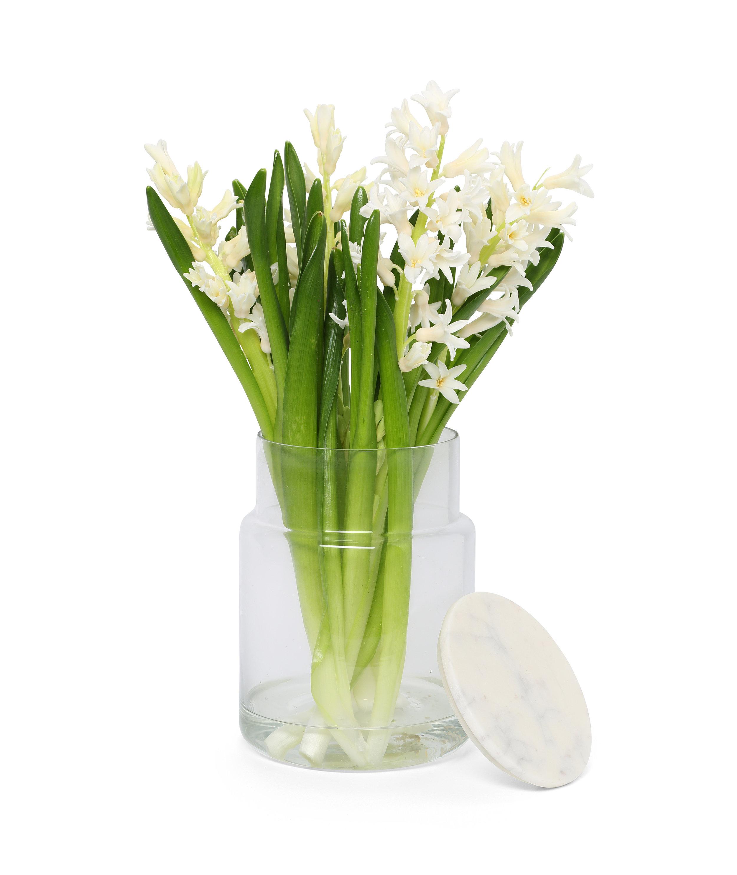webMarble Basics_Big Blanc Bloom Jar with flowers.jpg