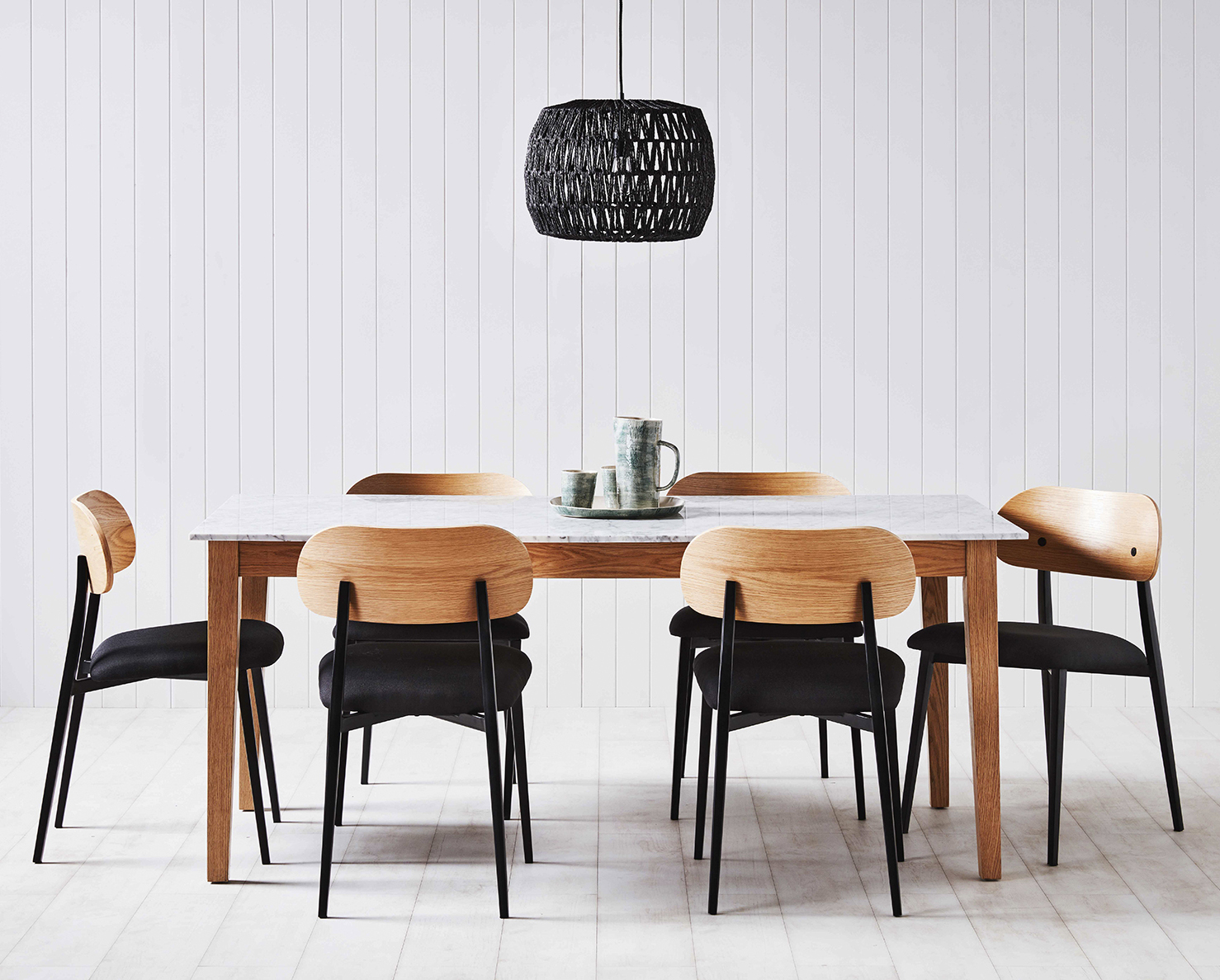 Pavia dining table from Early Settler