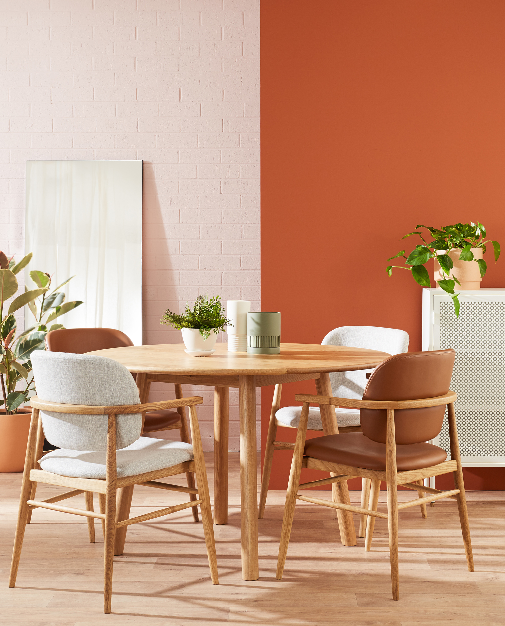 Finland dining table from Life Interiors