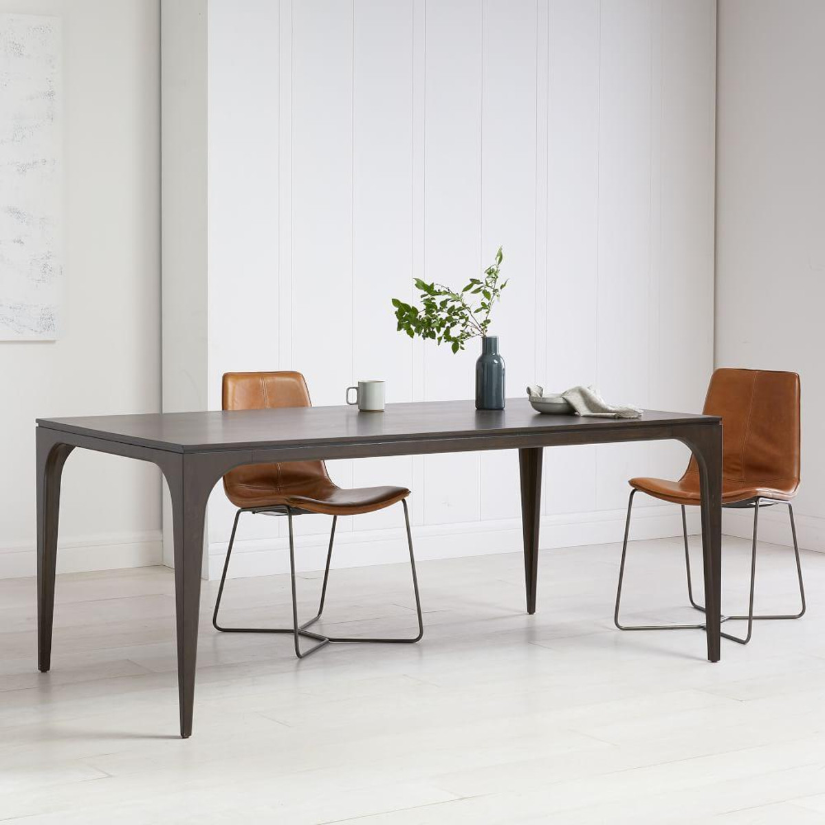 Adam Court dining table from West Elm