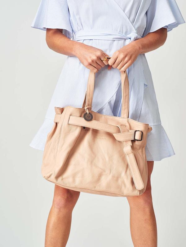 The Madrid Handbag from The Wanderers Travel Co