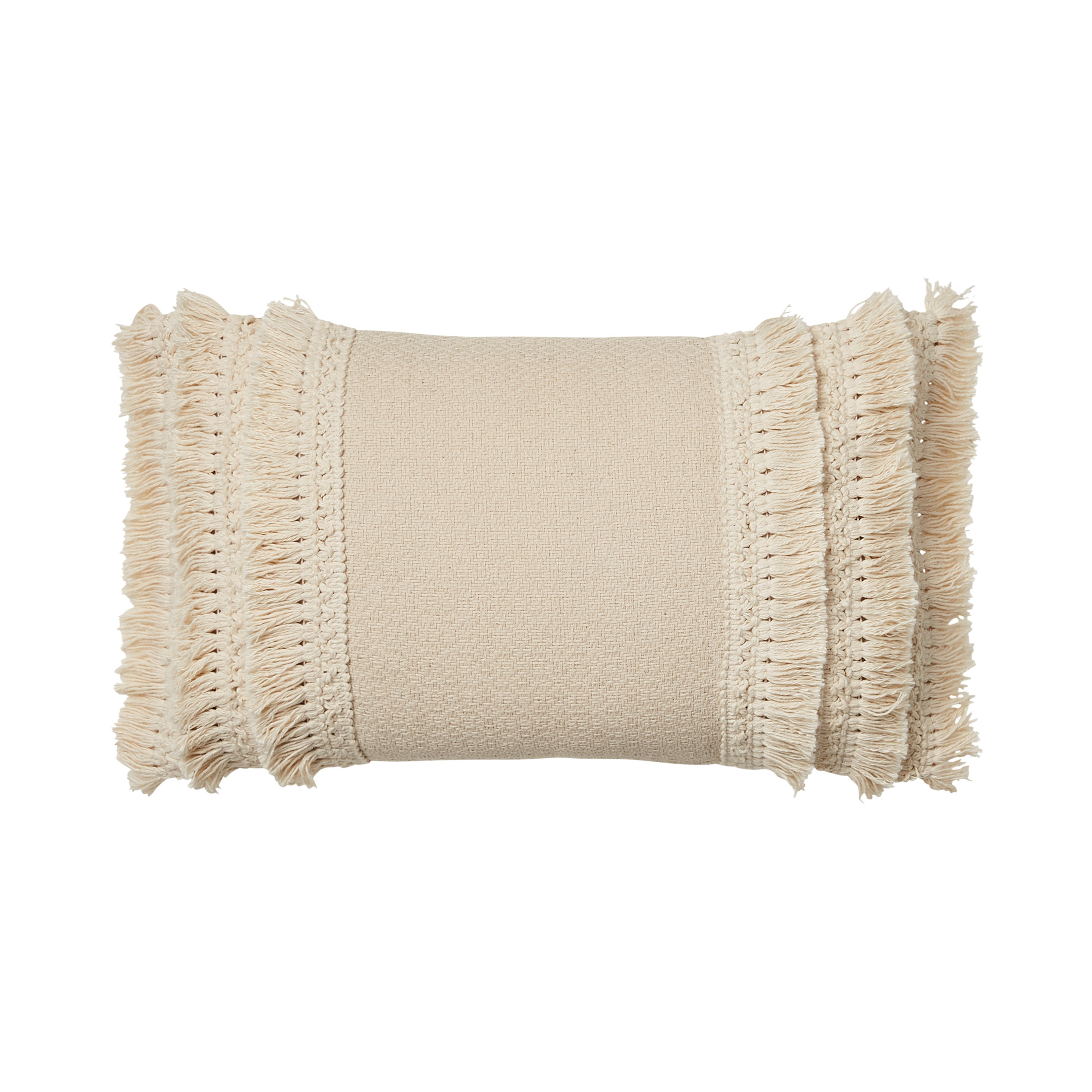 44538_Natural Boracay Cushion 30x50cm FringedS18 Front.jpg