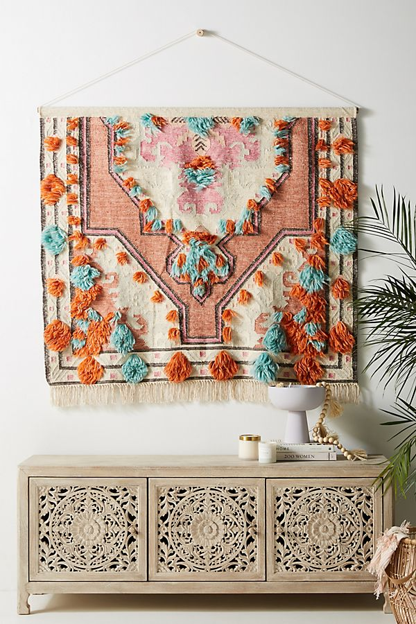 Milla wall hanging from Anthropologie