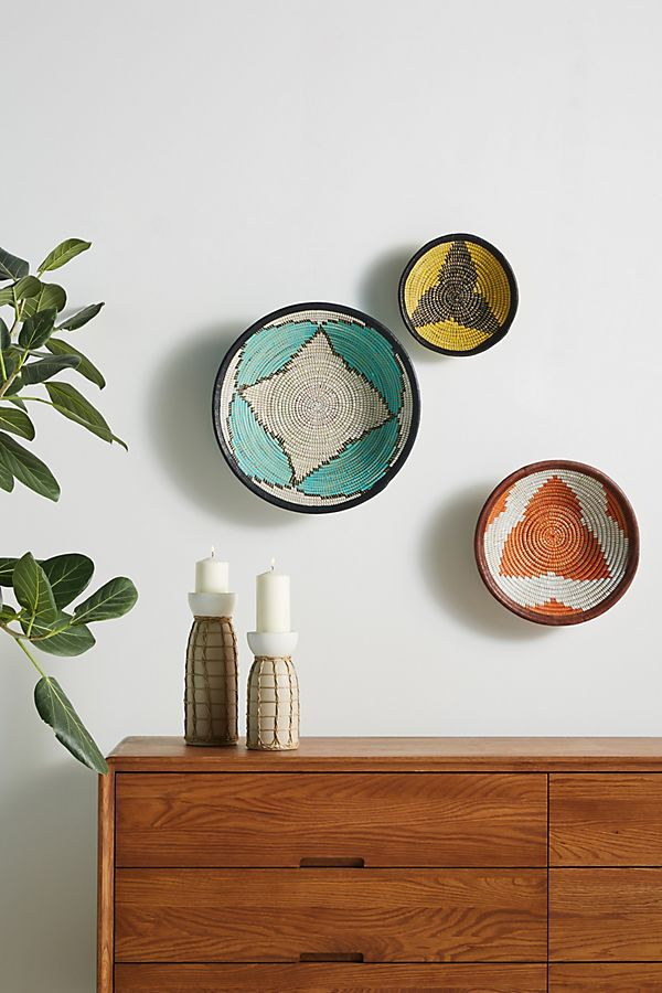 Fele hanging baskets from Anthropologie