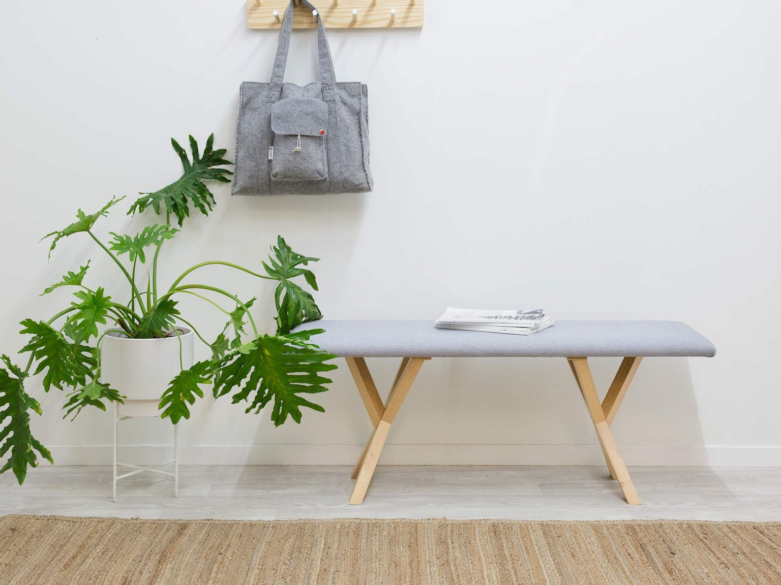 Livi bench seat from Mocka